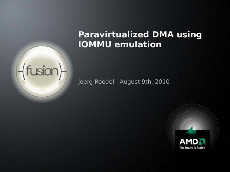 File:2010-forum-joro-pv-iommu pdf - KVM