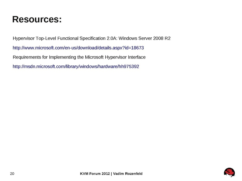 File:2012-forum-kvm hyperv pdf - KVM