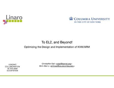 File:To EL2 and Beyond 0 pdf - KVM