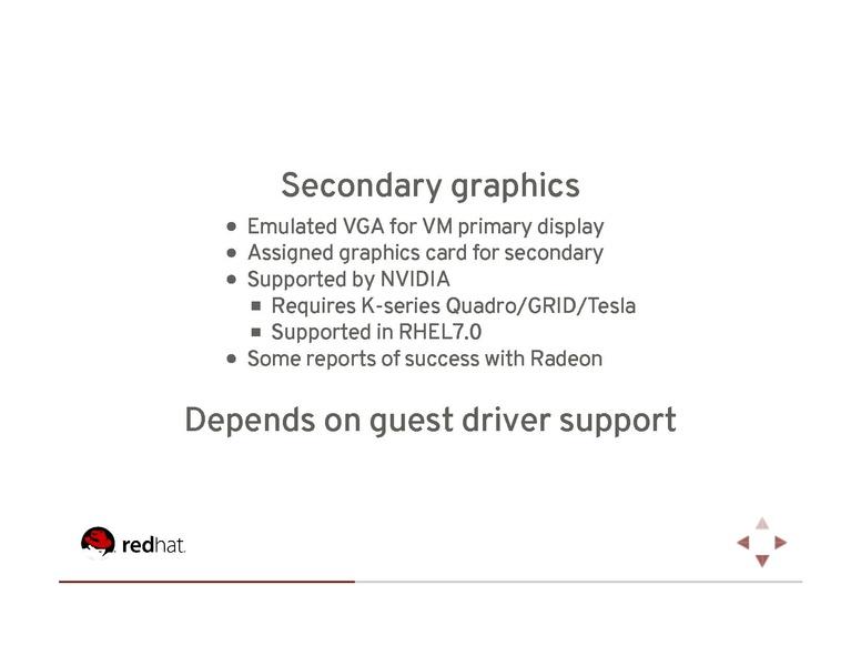 VFIO, OVMF, GPU, and You