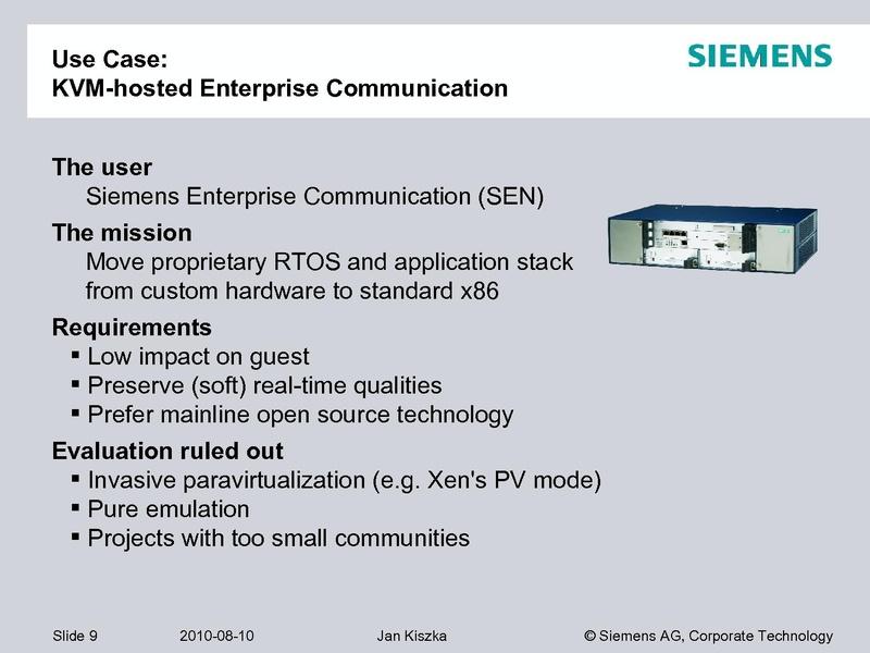 File:2010-kvm-forum-Embedded-KVM pdf - KVM